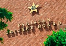 Pakistan Cricket Board Image
