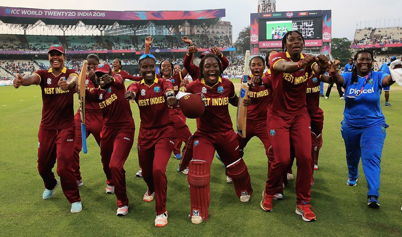 girls of the west indies