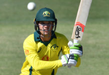 Cricket Australia: Alex Carey named Australian captain for opening CG Insurance ODI match against the West Indies