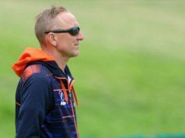 VKB Knights head coach Allan Donald