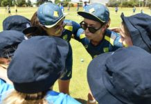 Women Cricketers in Australia