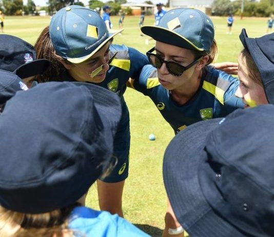 Women Cricketers in Australia
