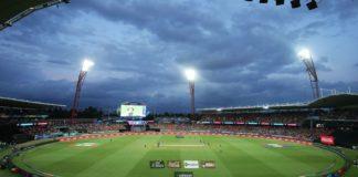 Sydney Showground Stadium