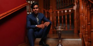 Bangladesh captain Akbar Ali picture