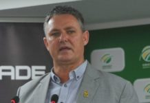 CSA Acting Chief Executive Dr. Jacques Faul