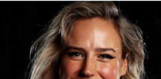 Ellyse Perry at Belinda Clark Award