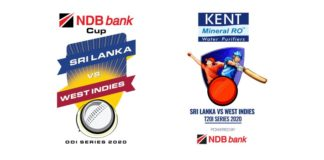 West Indies tour of Sri Lanka logo