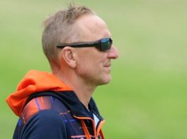 South Africa Over 50s coach Allan Donald