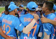 India's ODI squad