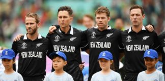 New Zealand Cricket players