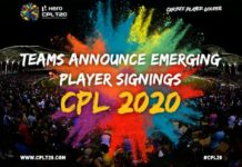 CPL Emerging players