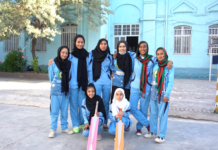 ICC Women cricket campaign