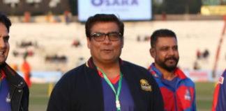 Salman Iqbal owner of Karachi Kings