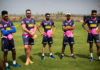 Rajasthan Royals boys at Nagpur camp