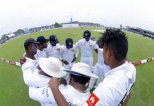 Sri Lanka Test squad for England series