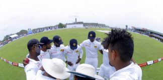 Sri Lanka Test squad for England series