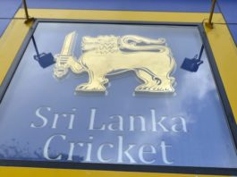 Sri Lanka Cricket Logo