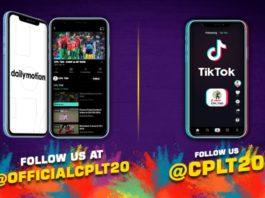 TikTok and Dailymotion of CPL