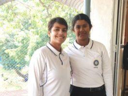 Janani Narayanan and Vrinda Rathi