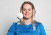 South Africa women's captain Dane Van Niekerk