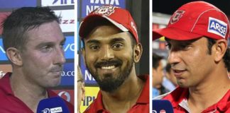 Kings XI Punjab blast from the past