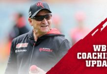 Renegades WBBL coaching update