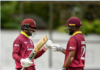 Cricket West Indies: #ONTHISDAY - hope and Campbell smashed a record-breaking opening partnership vs Ireland