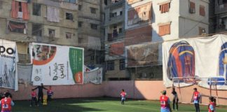 ICC: Cricket for Syrian refugees