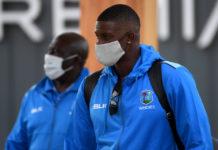 Cricket West Indies: Jason Holder arrival media conference