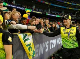 The 2020 ICC Women's T20 World Cup wins big at Australian Event Awards