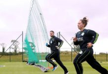 Cricket Ireland: Laura Delany 'delighted to be back' at training