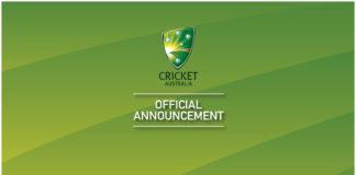 Cricket Australia congratulates Australian Women's Team on winning The Don Award