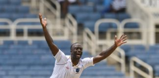 CWI: Roach chasing the ultimate dream, win in England