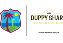 CWI: West Indies partners with the Duppy Share rum for West Indies tour of England 2020
