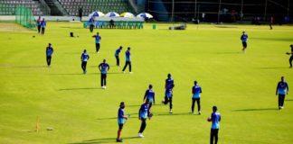 BCB prepares venues for practice
