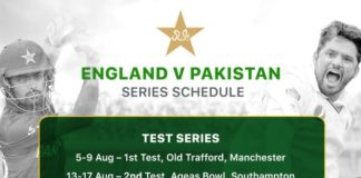 PCB: Pakistan's itinerary of England tour confirmed