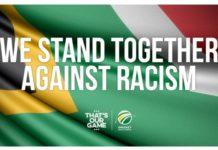 Cricket South Africa statement on Black Lives Matter