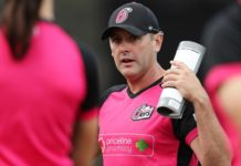 Sydney Sixers: Ben Sawyer appointed NSW Breakers assistant coach
