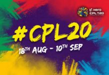 CPL: HERO CPL confirms Trinidad & Tobago as venue for 2020