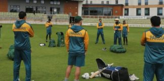 PCB: Pakistan team's training schedule in Worcester