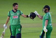 ICC: Balbirnie, Stirling advance after centuries in final ODI