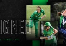 Melbourne Stars: Trio sign on for Stars in WBBL