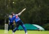 Cricket Ireland: Kevin O'Brien smashes 82 - and own car window - in Leinster Lightning win