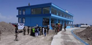 ACB: Construction work on the second phase of Paktika Cricket stadium has begun