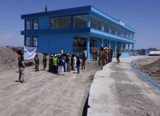 ACB: Construction work on the second phase of Paktika Cricket stadium has begun