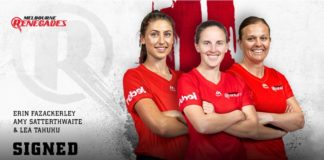 Melbourne Renegades finalise WBBL squad and announce captain