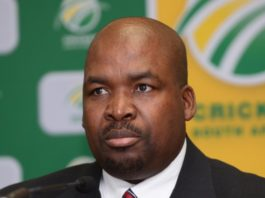 Cricket South Africa President steps down