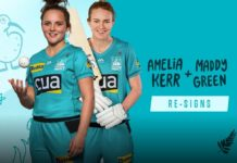 Brisbane Heat: NZ stars return for WBBL