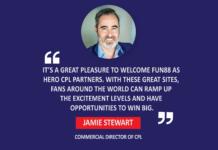 Jamie Stewart, Commercial Director, CPL