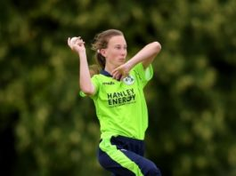 Cricket Ireland: Orla Prendergast awarded part-time contract as available funds re-invested in women's cricket